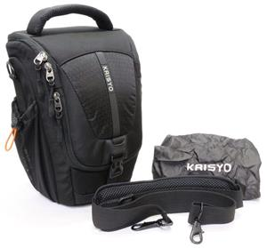 Krisyo SY-1091 Camera Bag with Rain Cover